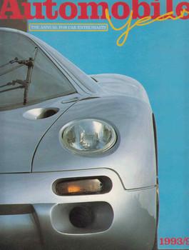 Automobile Year 1993 - 1994 (No. 41)