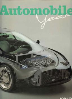 Automobile Year 1991 - 1992 (No. 39)