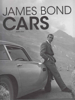 James Bond Cars - front