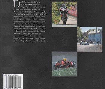 Shutter Speed: The Challenge of Photographing the TT  - back