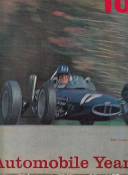 Automobile Year 1962 - 1963 (No. 10)