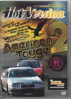 Hot Version International - American Touge 2 DVD