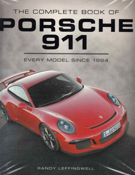 The Complete Book Of The Porsche 911: Every Model Since 1964 - front
