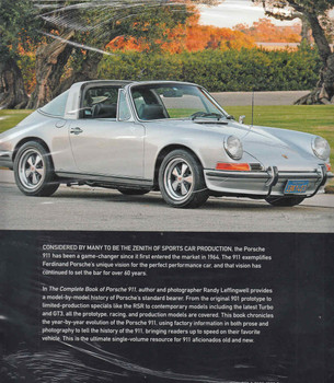 The Complete Book Of The Porsche 911: Every Model Since 1964 - back