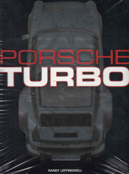 Porsche Turbo: The Inside Story Of Stuttgart's Turbocharged Road And Race Cars  - front