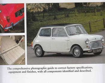 Factory-Original Mini Mk I & Mk II: Originality guide including Cooper, Moke, Hornet, Elf, Van Pick-Up & Estate  - back