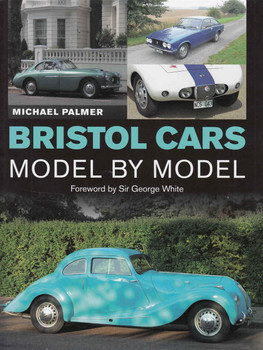 Bristol Cars: Model By Model - front