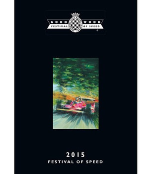 Goodwood Festival of Speed 2015 DVD
