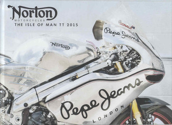 Norton The Isle Of Man TT 2015