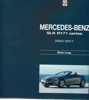 Mercedes-Benz SLK R171 series 2004 - 2011