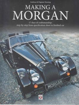 Making a Morgan: 17 Days of Craftsmanship