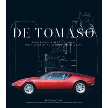 De Tomaso : From Buenos Aires to Modena