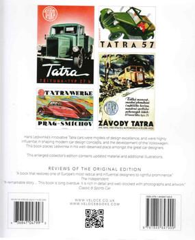 Tatra: The Legacy Of Hans Ledwinka - back