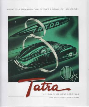 Tatra: The Legacy Of Hans Ledwinka - front