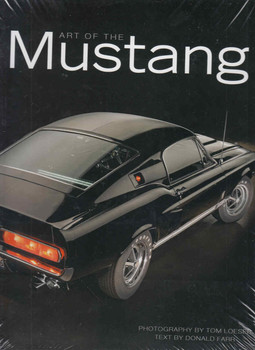 Art Of The Mustang - front