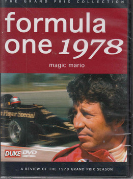 Formula One 1978 - Magic Mario DVD