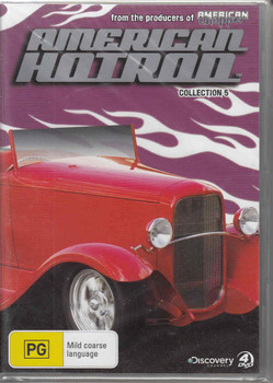 American Hot Rod: Collection 5 DVD