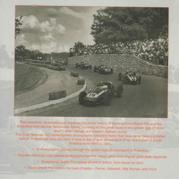 Argentine Temporada Motor Races 1950 to 1960 Back