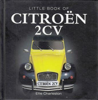 Little Book Of Citroen 2CV - front