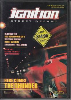 Ignition Street Dreamz Edition 002 Oct/Nov Magazine DVD