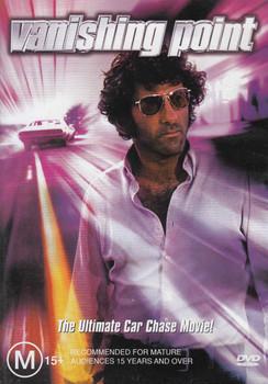 Vanishing Point - Movie DVD