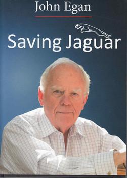 Saving Jaguar - John Egan