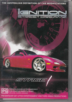 Ignition: Street Dreams Stage 1 DVD