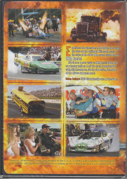 IHRA Rocks - 2008 Season In Review DVD