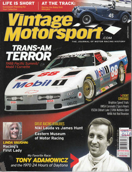 Vintage Motorsport Magazine Jan/Feb 2010