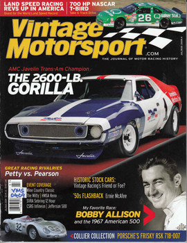 Vintage Motorsport Magazine Jul/Aug 2009 - The Journal of Motor Racing History