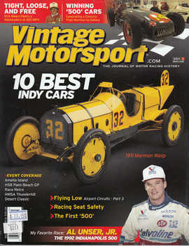 Vintage Motorsport Magazine May/Jun 2011