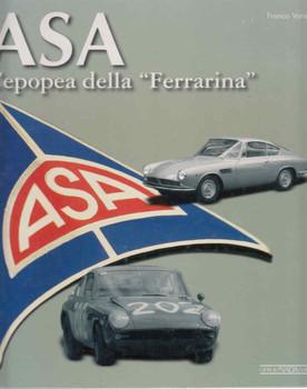 "ASA L'epopea della ""Ferrarina"" (ASA The Little Ferrari)"
