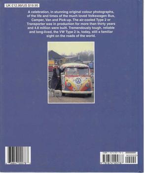 Volkswagen Bus Camper,Van & Pick-Up : Colour Family Album (9781874105787) - back