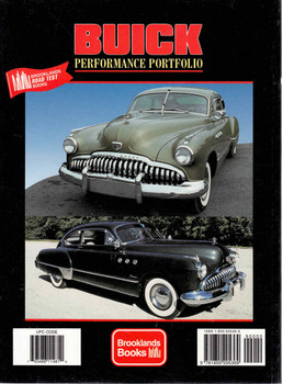 Buick Performance Portfolio 1947-1962 Back