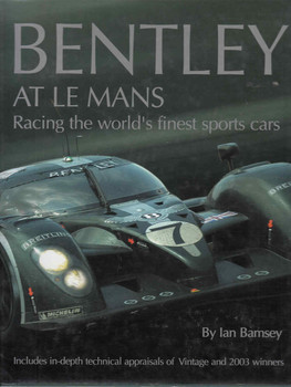 Bentley At Le Mans: Racing The World's Finest Sports Cars (9780953352418) - front