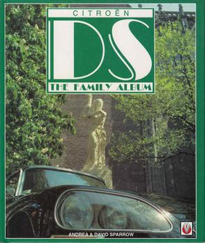 Citroen DS The Family Album (9781874105305)