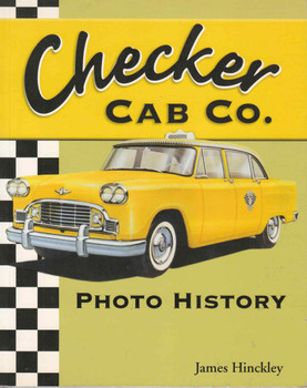 Checker Cab Co. Photo History (9781583881002) - front