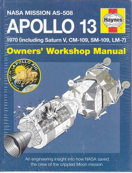 NASA Mission AS-508 Apollo 13 1970 Owners' Workshop Manual