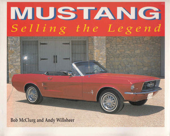Mustang: Selling the Legend (9781859150221) - front