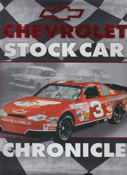 Chevrolet Stock Car Chronicle (042799342532) - front