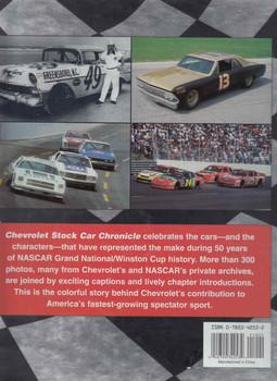 Chevrolet Stock Car Chronicle (042799342532) - back
