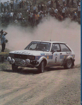 Rothmans World Rallying 4 (0850454247) - back