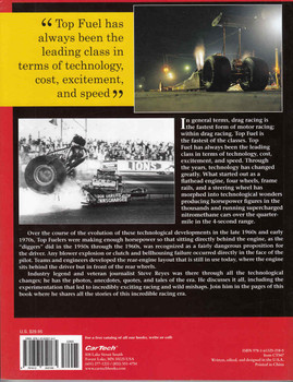 Top Fuel Dragsters: Drag Racing's Rear-Engine Revolution (9781613252185) - back