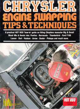 Chrysler Engine Swapping Tips & Techniques (9781855201903)  - front