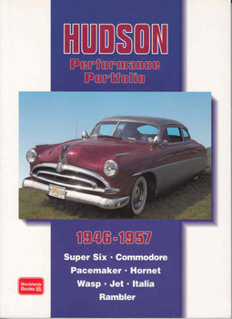 Hudson Performance Portfolio 1946 - 1957 (9781855206588) - front
