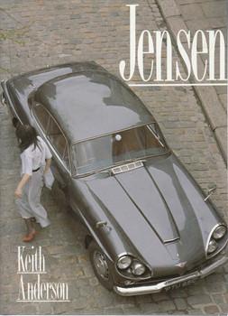 Jensen (Keith Andersen) (9780854296828) - front