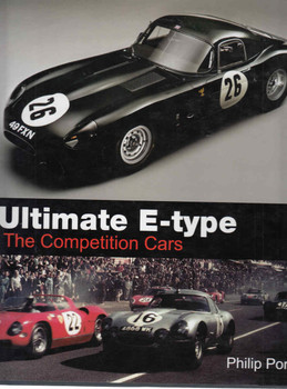 Ultimate E-type: The Competition Cars - front