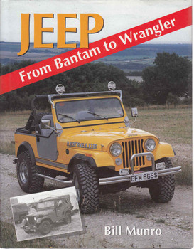 Jeep: From Bantam to Wrangler (9781861263193) - front