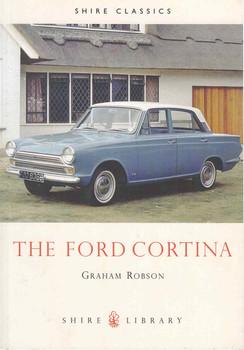 The Ford Cortina (Shire Classics) ( 9780747805199)