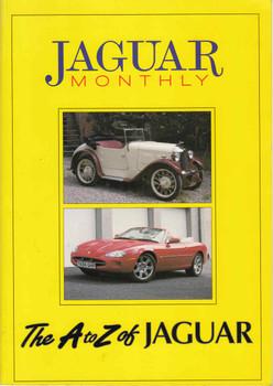 Jaguar Monthly: The A to Z of Jaguar (9781873098585) - front
